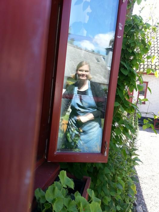 Spegelbild Helena af Hyltarp