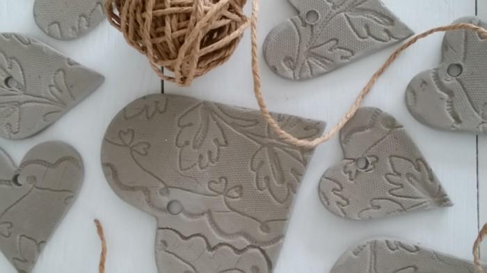 Julgirlang Helena af Hyltarp keramik